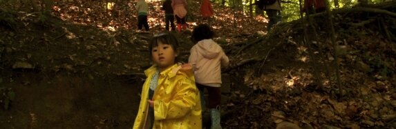 Clip: In Nature Preschoolers Build Confidence